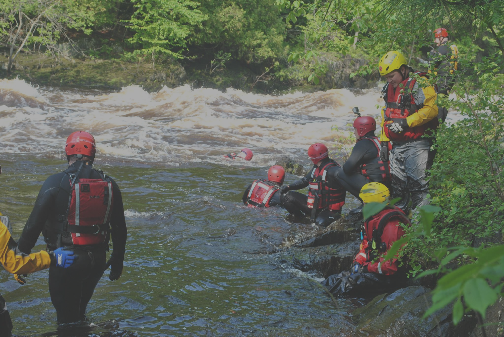 Classes for Swiftwater and Flood Rescue!